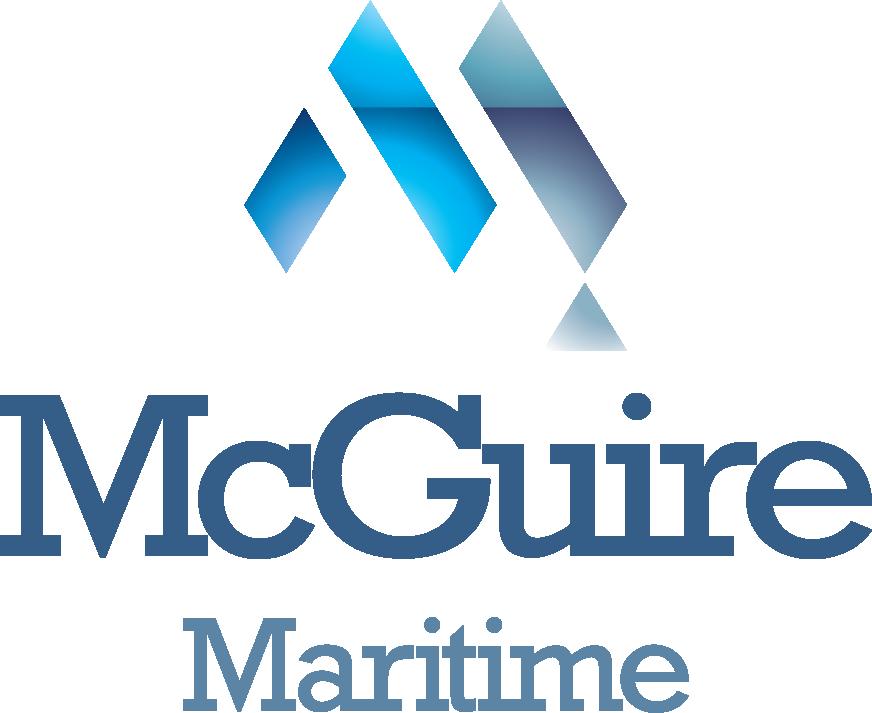 McGuire Maritime Logo