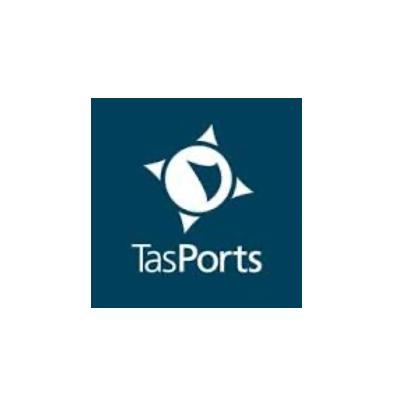 TasPorts Logo